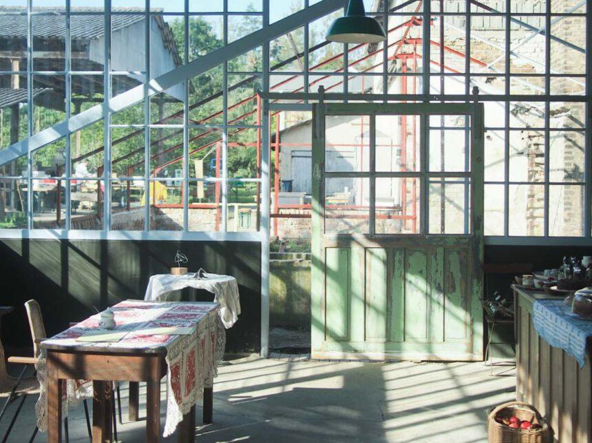 Grosser Garten Palmenhaus