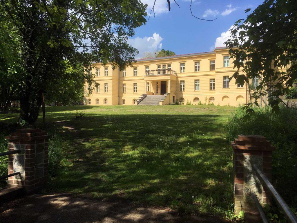 Pension Schloss Gerswalde